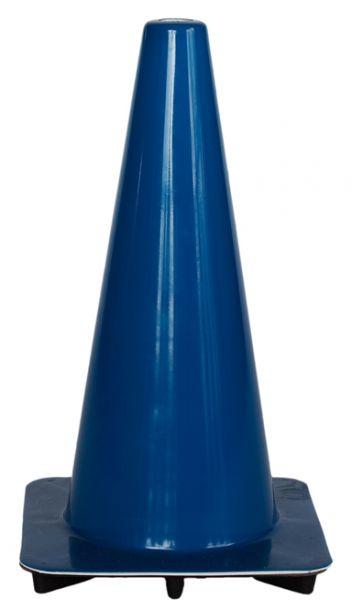 kegel blauw