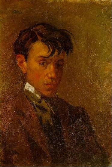 picasso_self_portrait_at_16